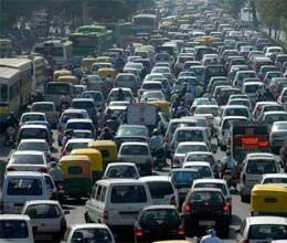 vehicles burden would reduce on gurgaon roads