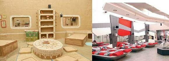 mudd house convert in modern house