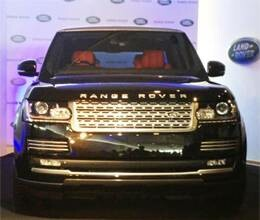 jaguar launched new model of range rover