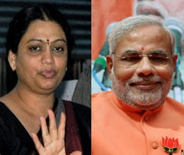 sanjeev bhatt wife will contest against narendra modi