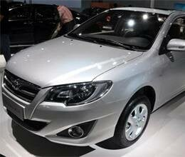 toyota corolla new model showcased in guangzhou auto show