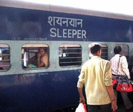 sleeper class rail passengers must carry identity proof