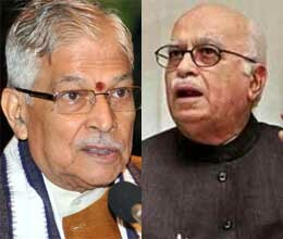 advani and joshi were present on the stage in ayodhya says witness