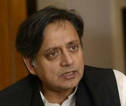 shashi tharoor national anthem case posted to january 5