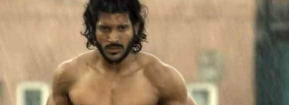 'bhag milkha bhag' first trailer in theater