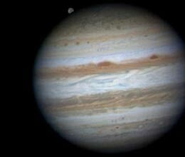 jupiter will be big bright todaynight