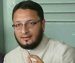 muslims would not give up even an inch of babri masjid land asaduddin owaisi