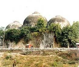 how babri masjid came into light