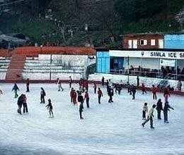 If you want to ice skating go Shimla