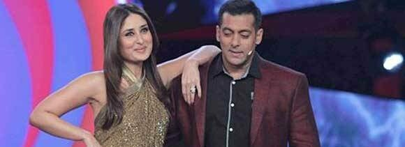 kareena overlook premier of 'talaash'