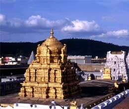 discrimination end in tirupati temple