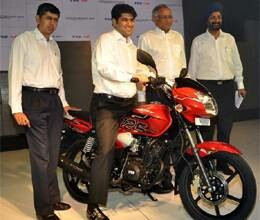 tvs launches premium bike phoenix 125