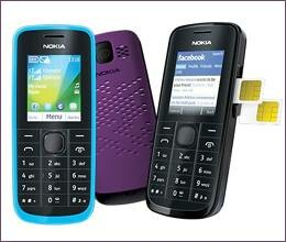 low cost mobile of nokia