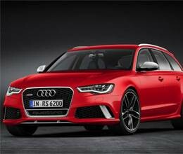 audi upgrades new rs 6 avant mileage