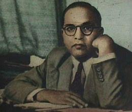 bhim rao ambedkar showed new path to india