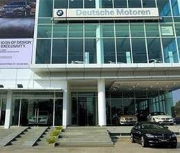 bmw opens second biggest showroom in india