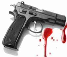 man shot and killed for only five hundred rupees