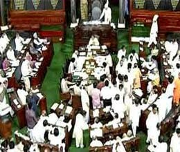 Rajya Sabha adjourned amid SP uproar