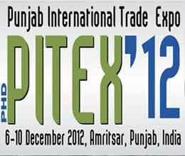 pitex-2012 fair start from today in amritsar