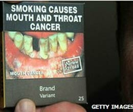 australia bans branding on cigarette packaging