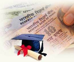 No education loan for students studying in management quota