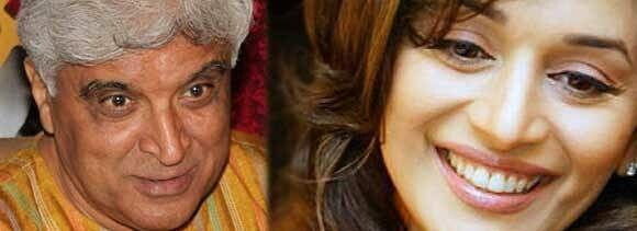 Ek ladki ko.. originally written for Madhuri Dixit: Javed Akhtar