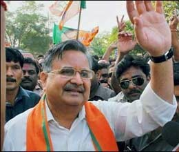 chhattisgarh building will become indentity of state delhi