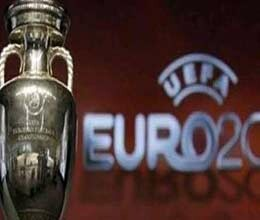 rome, milan will host euro cup 2020