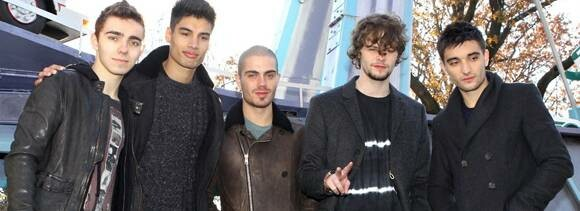 the wanted band participate in own reality show