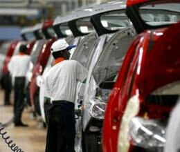 car sales down in festive season