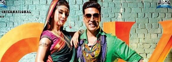 'khiladi 786' earned 34 million in three days