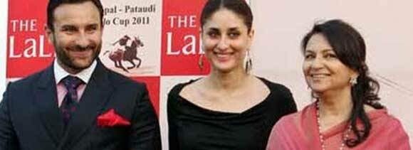 Kareena now become 'Begum Kareena Kapoor'- sharmila