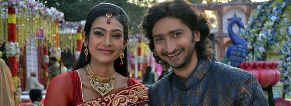 Mohan and Megha make a comeback on Balika Vadhu
