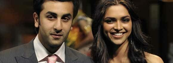 ranbir-deepika Kindle each other