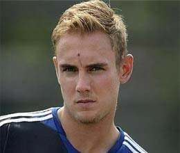 stuart broad sent for scan on heel