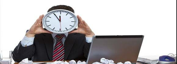 how to manage time at office