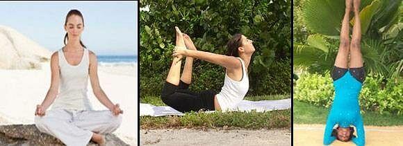 anti aging yogasanas