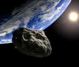 hazardous asteroid will pass close to earth today