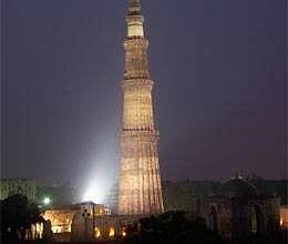 no vibration threat to qutub minar due to aircraft movement