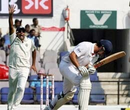 india dominates on first day in nagpur test match