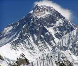 Nasa mistakes Mount Everest for Indian mountain