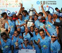 india beat pakistan to lift blind t20 world cup