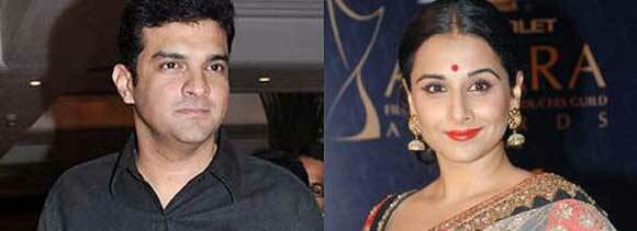 Vidya got married to Siddharth