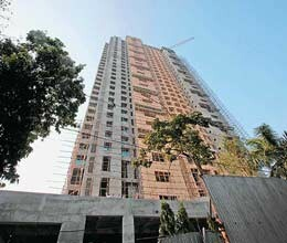 defence ministry lays claims to adarsh housing society land