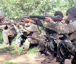 cops naxal encounter, death of eight maoists