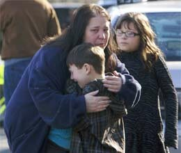 american school shooting was very fearful
