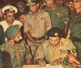 december 16, 1971: India-Pakistan war memories
