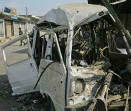 10 killed in blast in northwest Pakistan