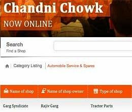Google takes Chandni Chowk market online