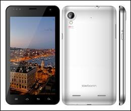 karbonn android phablet A30 launch in india
